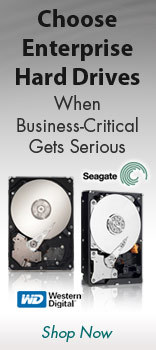 Choose Enterprise Hard Drives